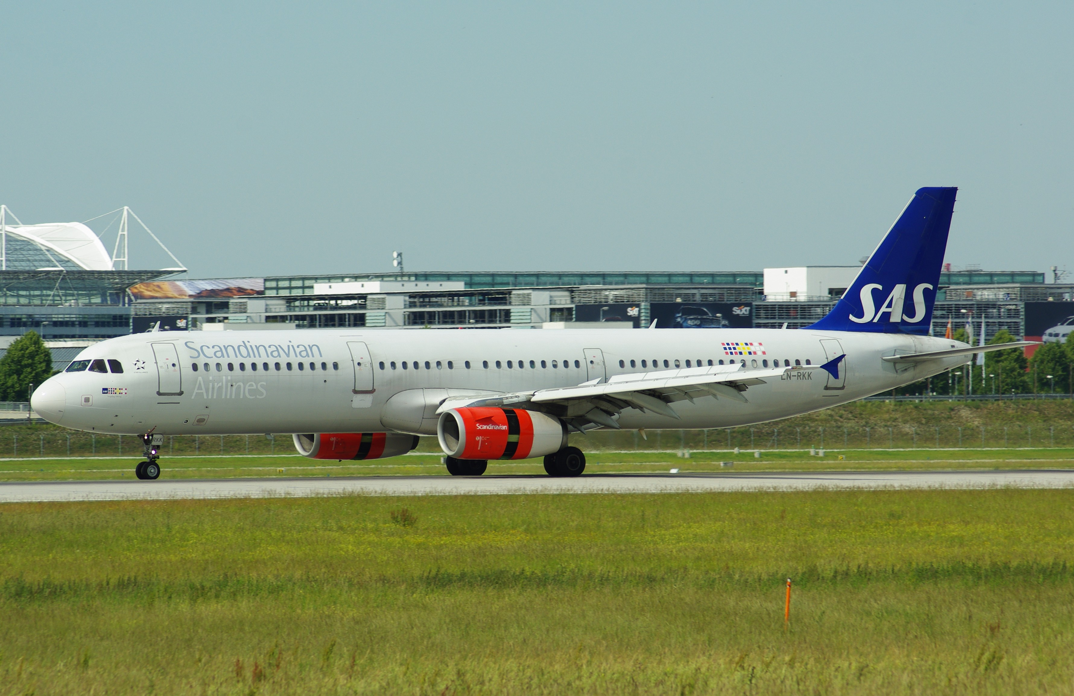 Scandinavian Airlines to Pristina