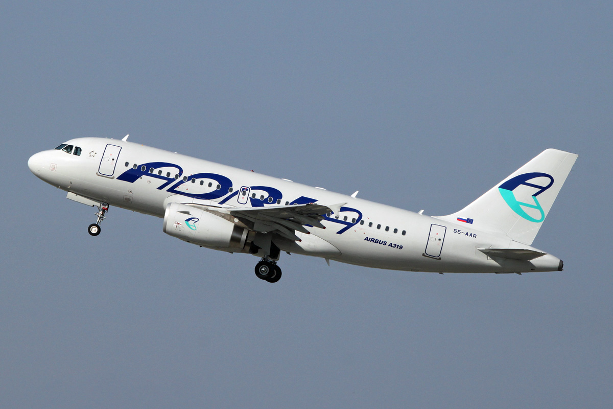 Adria Airways me oferte per 1 maj