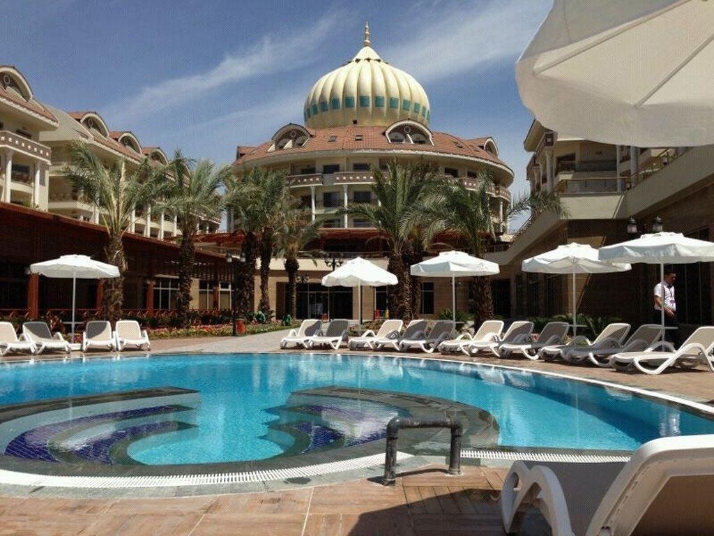 Kirman Belazur Hotel Turkey