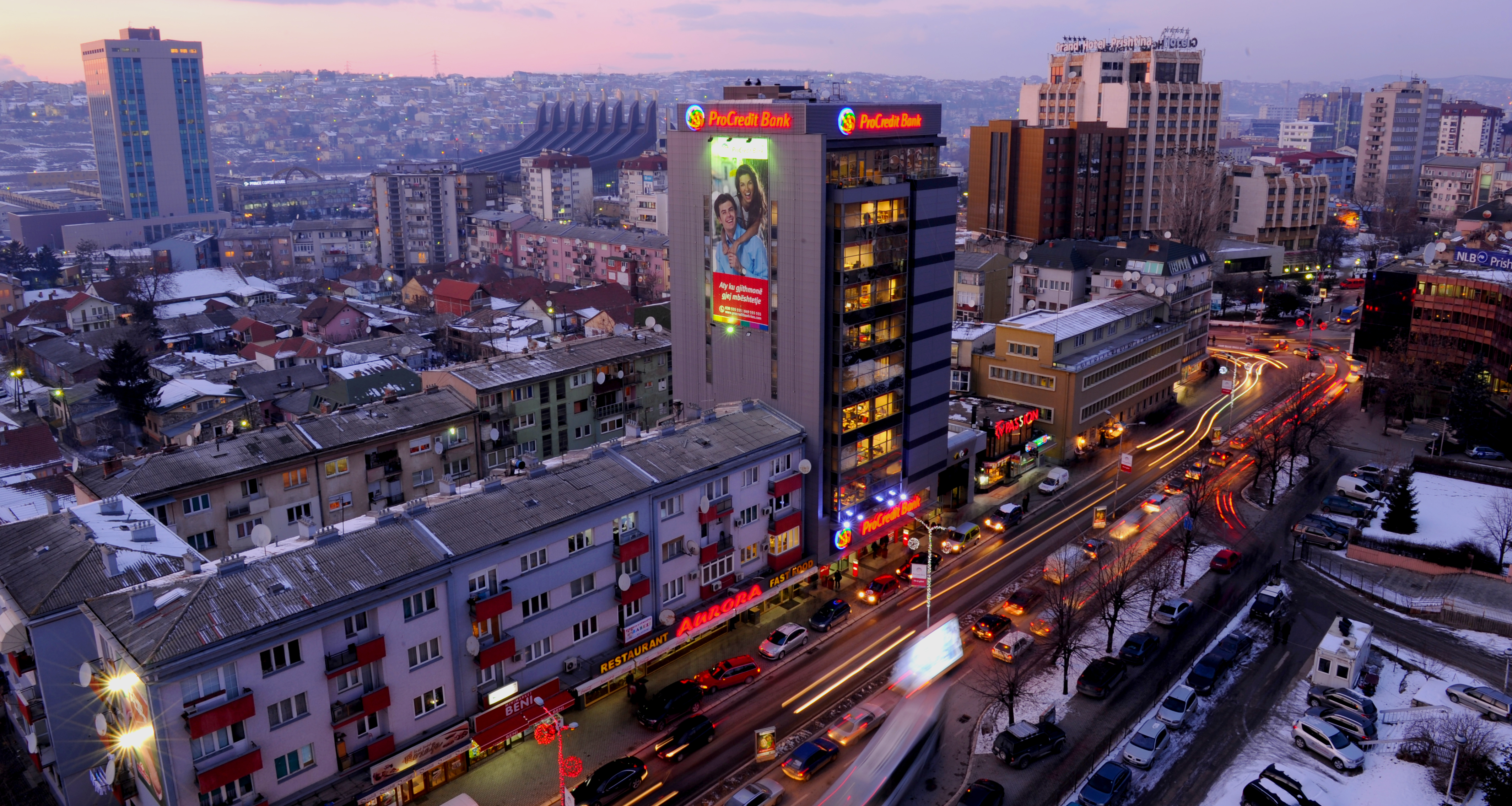 Zyra informative e turizmit në Kosovë