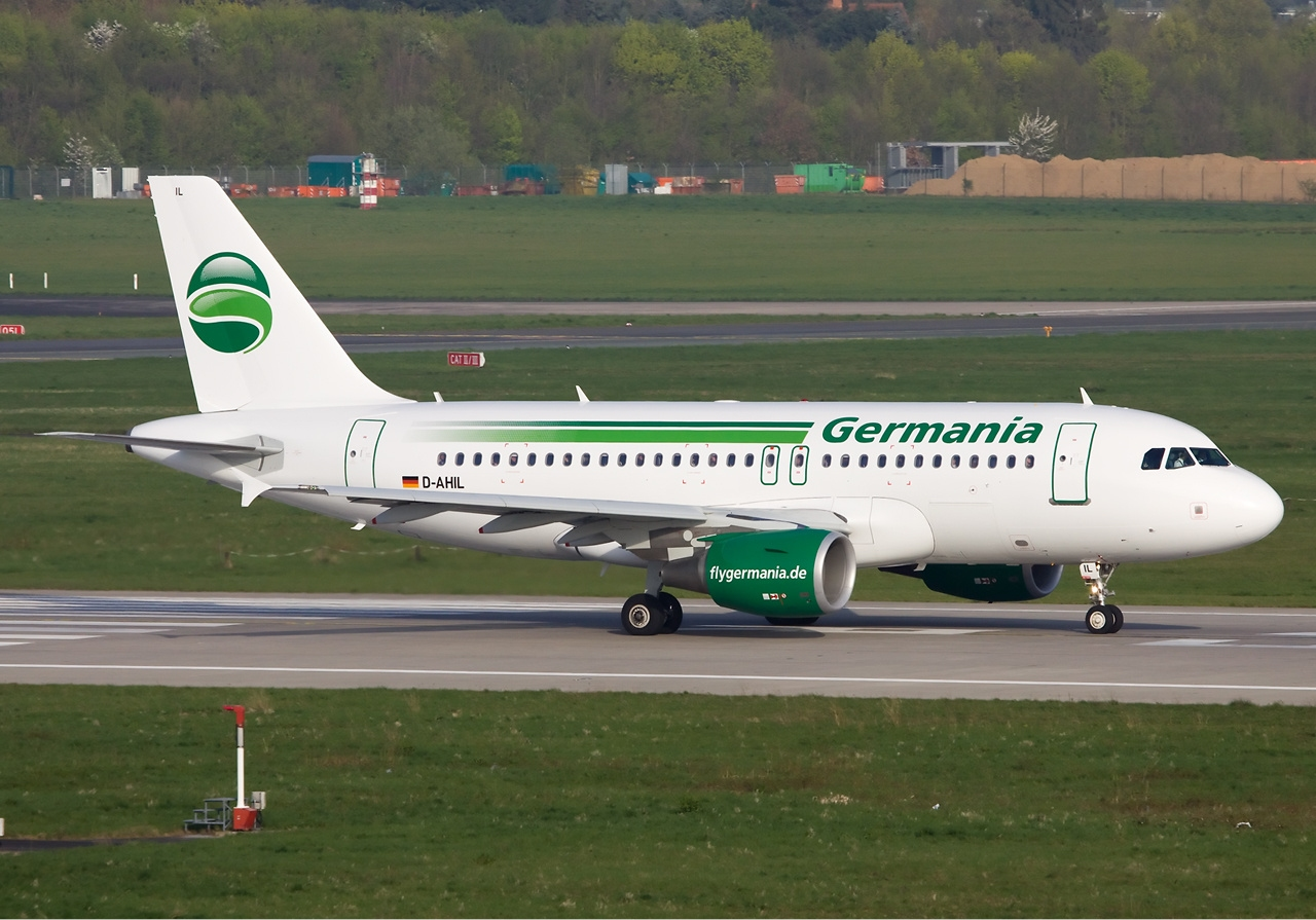 Germania (London Gatwick – Pristina)