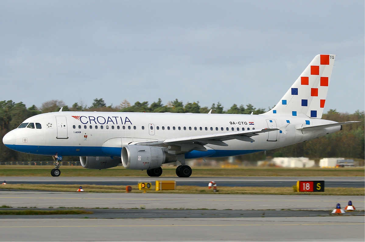 Croatia Airlines Offer for flights from Prishtina starting 149 Euro